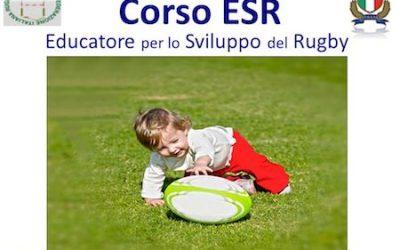 Aperte le iscrizioni per il corso da educatore sviluppo rugby