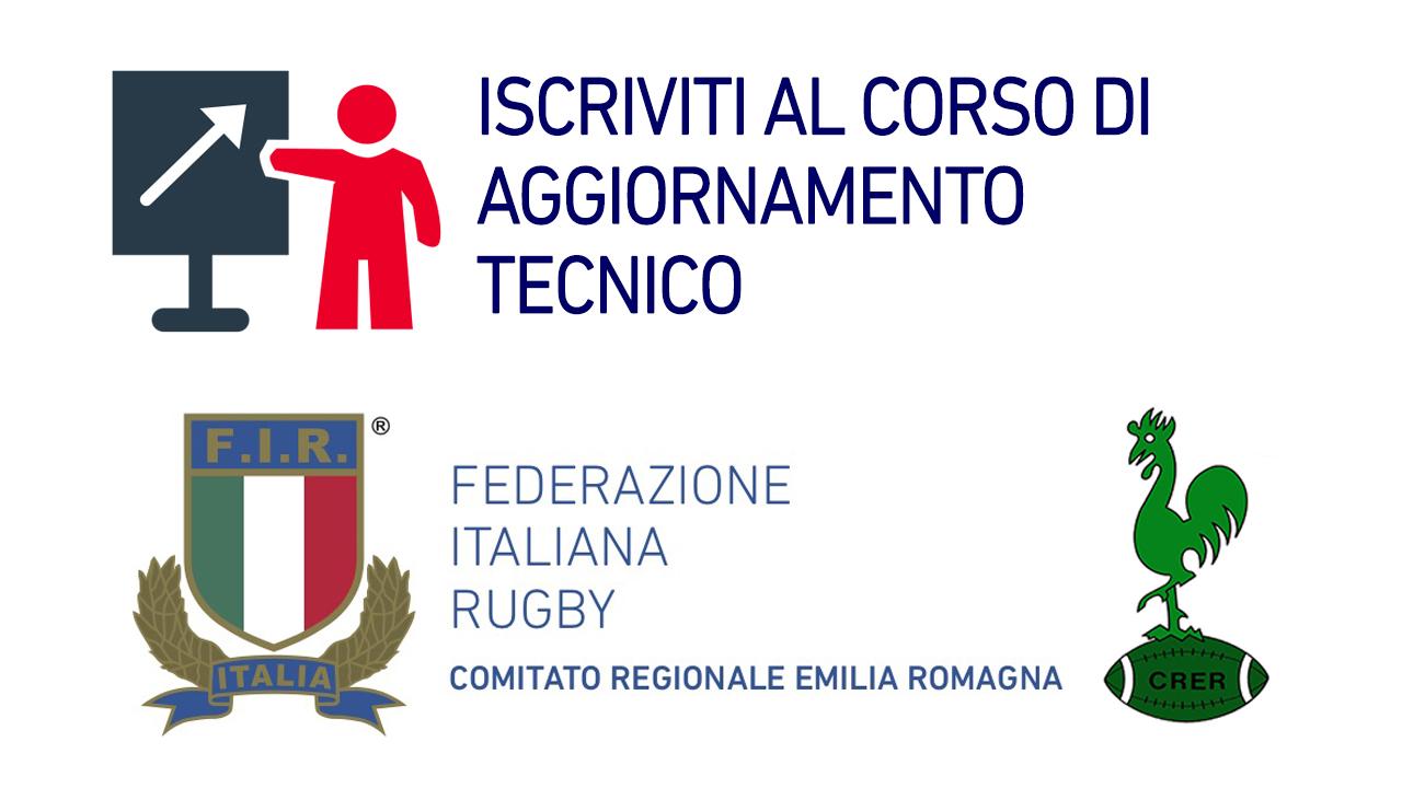 corso aggiornamento tecnico rugby